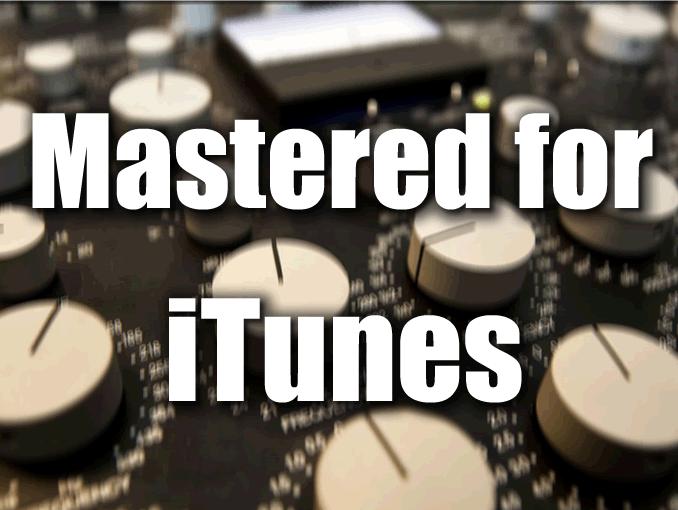 """O que realmente significa """"Masterizado para o iTunes""""?"""