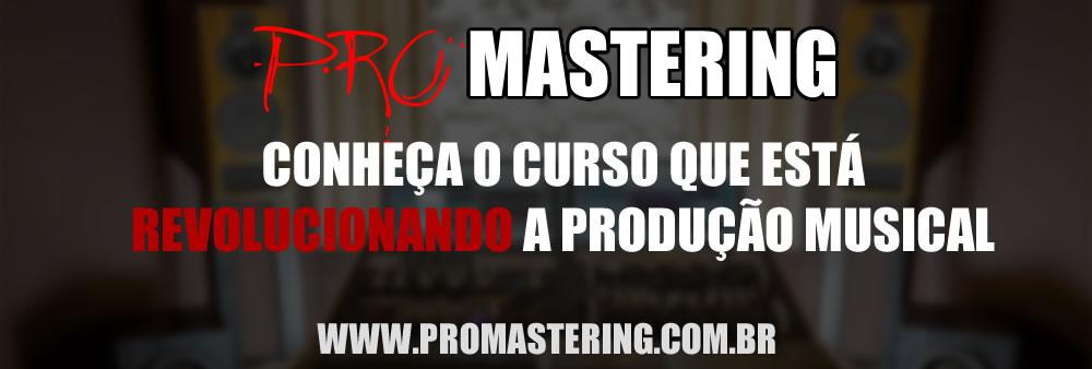 Pro Mastering - Curso Avançado de masterização
